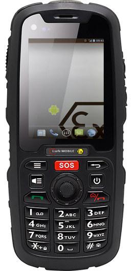 Smartphone para zonas ATEX