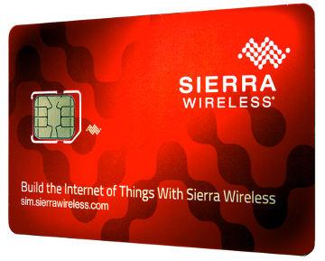 Tarjeta SIM para M2M e IoT