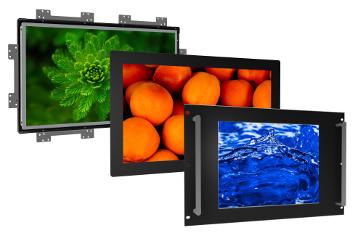Monitores industriales rugerizados