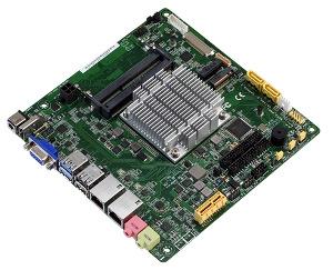 Tarjeta CPU industrial