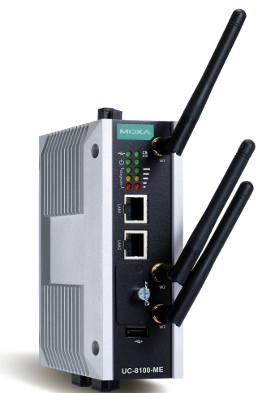Plataforma de procesamiento de datos IIoT 4G LTE