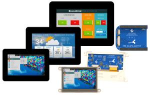 Pantallas LCD TFT para BeagleBone Black