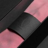 stampa scatole personalizzate con fascia a rilievo