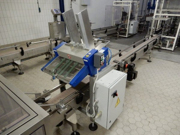 Hassia form, fill, seal, packaging and palletizing line ...