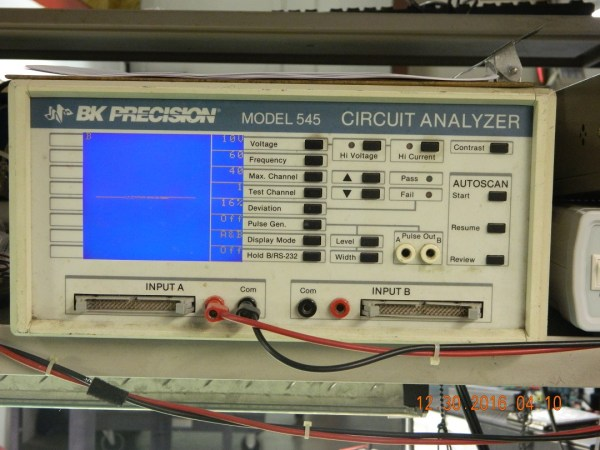 Transistor Curve Tracer Circuit - Year of Clean Water