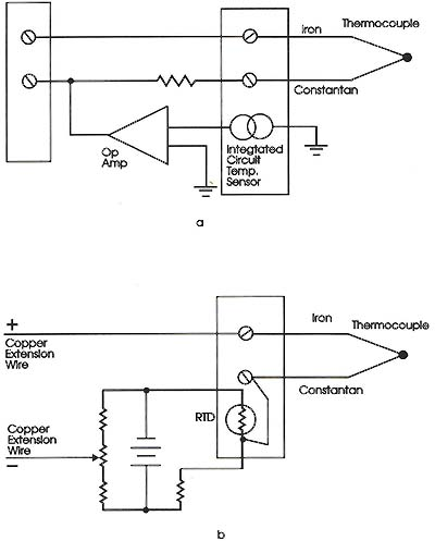 Electronic Schematic Symbol For Thermocouple Schematic