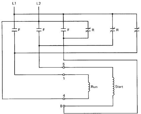 Split Phase Motors