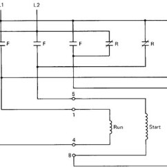 Single Phase Motors Wiring Diagrams Pioneer Dvd Radio Diagram Split-phase