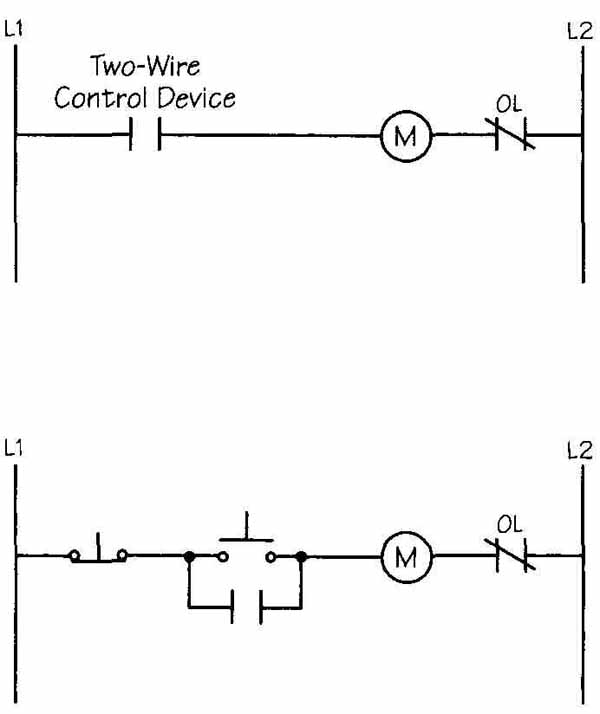 Push On Start Stop Switch Wiring Diagram