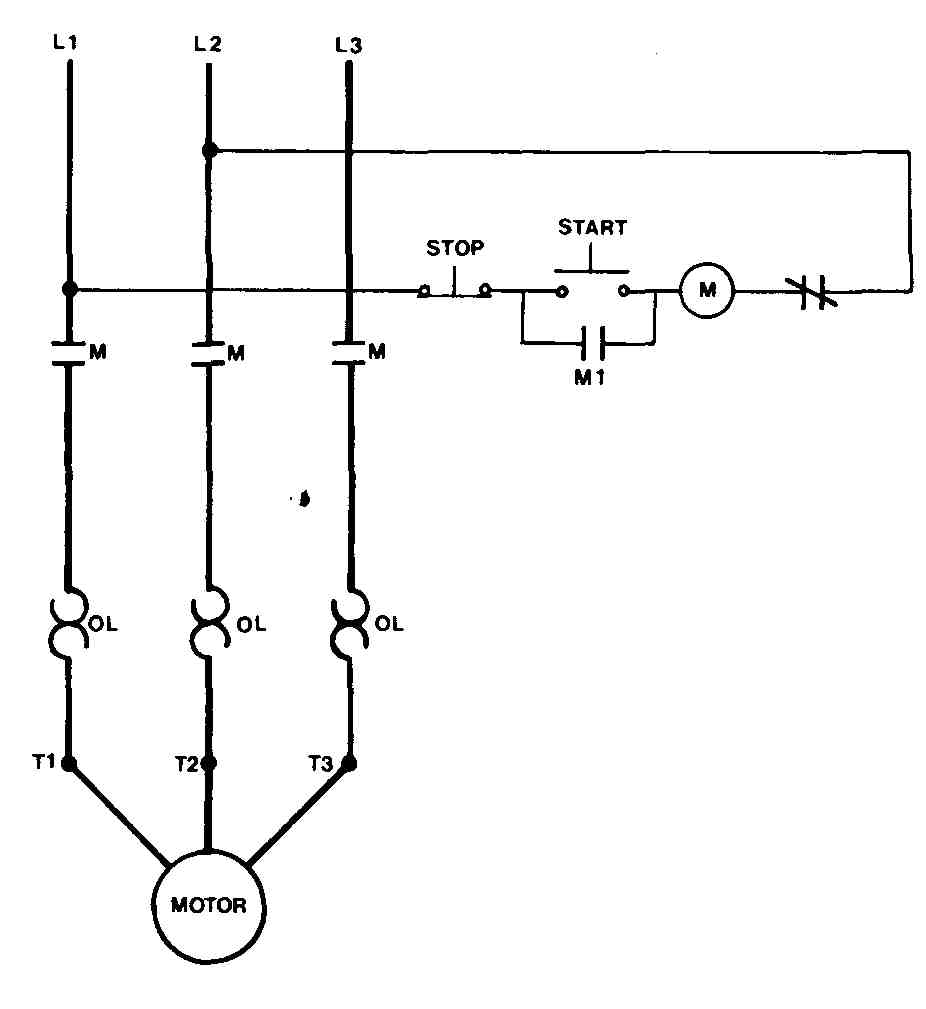 medium resolution of motor ladder diagram for wiring wiring diagram schema image showing a sample ladder diagram for a motor control circuit