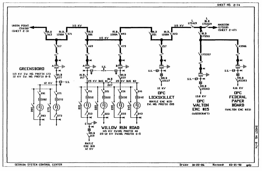 Drafting For Electronics Power Distribution