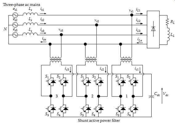 Vfd Harmonic Filter Wiring Diagram