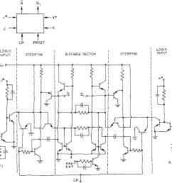 flip electronic circuit diagram [ 1448 x 1402 Pixel ]