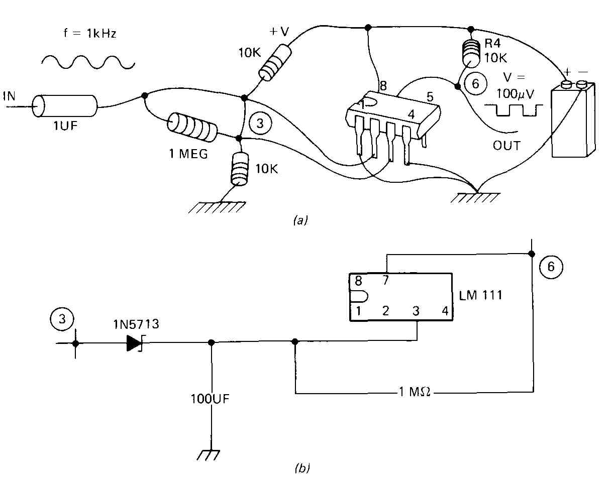 circuit diagram of clipper and clamper digital power meter wiring electrical electronic schematic diagrams part 2