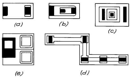 Electrical and electronic drawing--Microelectronics (part 1)