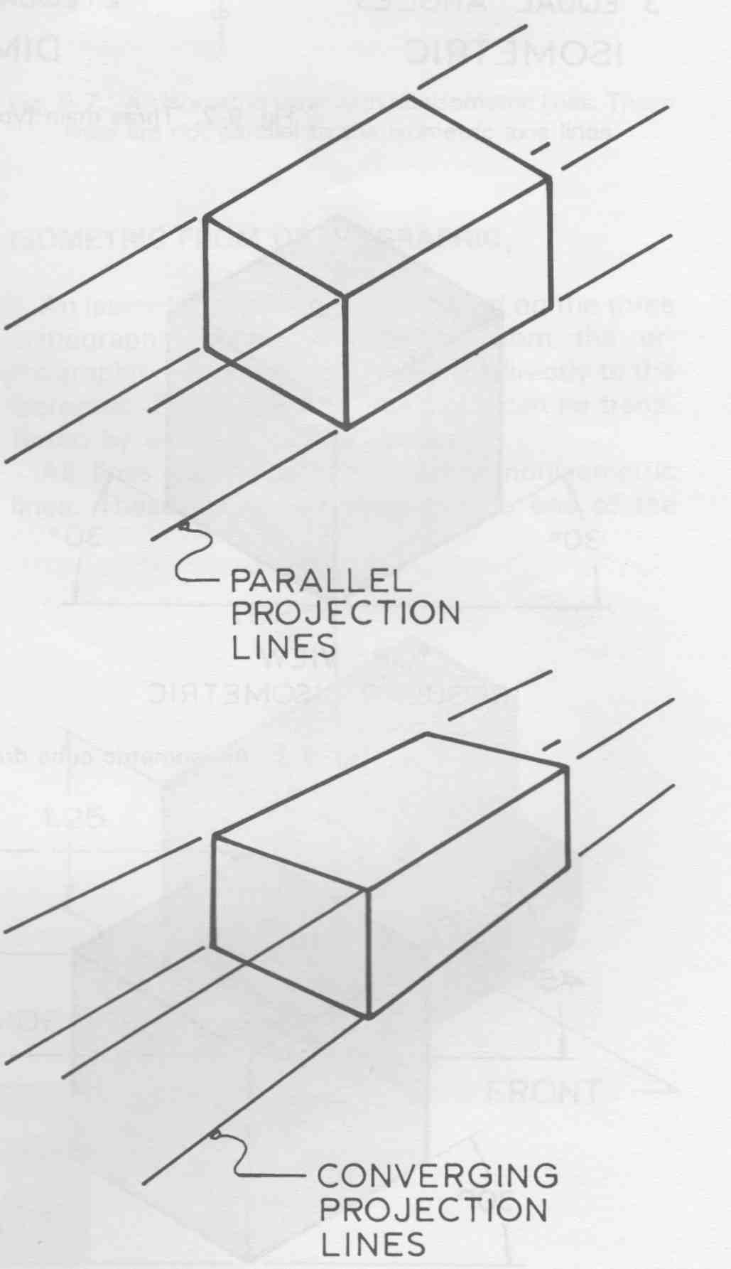 Electronics Drafting Pictorial Drawings
