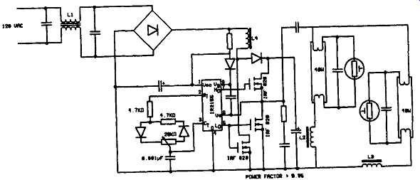 Energy Saving Lamps and Electronic Ballasts