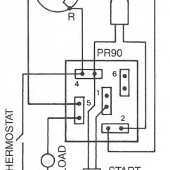 Start Run Capacitor Wiring Diagram Blue Sea Systems Psc Leeson Motor Diagrams Caps Manual E Books