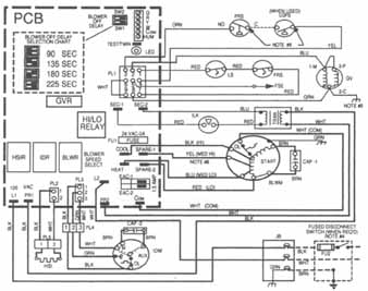 prs wiring diagrams 2009 toyota venza radio diagram components, symbols, and circuitry of air-conditioning -- part 2