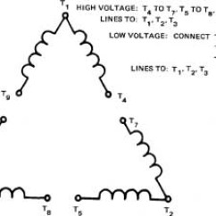 Drum Switch Single Phase Motor Wiring Diagram 1969 Mustang Radio Three Squirrel Cage Induction