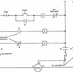 Single Phase Starter Wiring Diagram 4 Pin Trailer With Brakes Starting Three Squirrel Cage Induction Motors