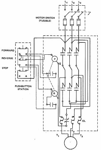 wiring a 3 phase contactor diagram wiring diagram single phase contactor wiring diagram and hernes
