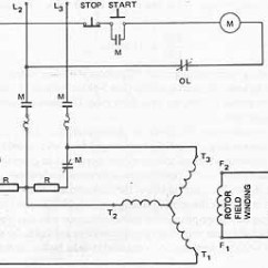 Three Phase Induction Motor Diagram 1966 Ford Mustang Coil Wiring Controllers For Three-phase Motors