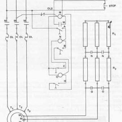 3 Phase Electrical Wiring Diagram For A Jvc Car Stereo Controllers Three Motors