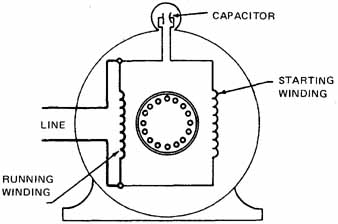 120 Volt Motor With Start Capacitor Wiring Diagram : 50