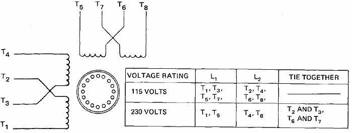 6 lead 3 phase motor wiring diagram parts of the eye to label single-phase induction motors