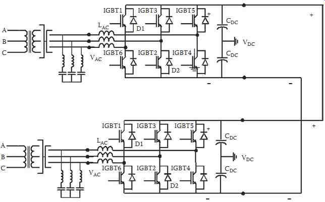 Transmission System--High-Voltage Direct Current