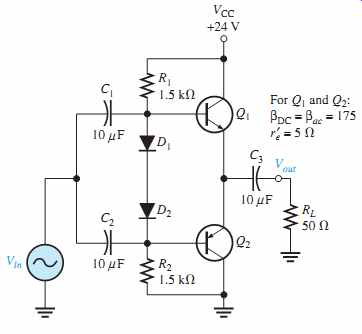 Electronic devices: POWER AMPLIFIERS [part 2]