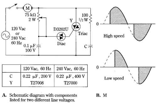 ac motor speed controller circuit diagram printable basketball court diagrams for plays control – readingrat.net
