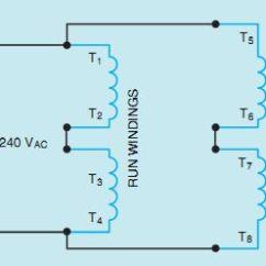 Single Phase Capacitor Start Run Motor Wiring Diagram 2 Avital Remote Ac Single-phase Motors (part 1)