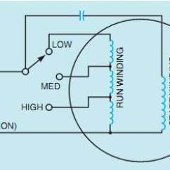 Three Phase Motor Winding Diagram 2001 Eclipse Engine Ac Single-phase Motors (part 2)
