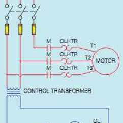 208 To 24 Volt Transformer Wiring Diagram Travel Trailer Light Basic Control Circuits