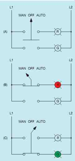 Single Pole Switch 2 Lights Wiring Diagram How To Industrial Motor Control Symbols And Schematic Diagrams