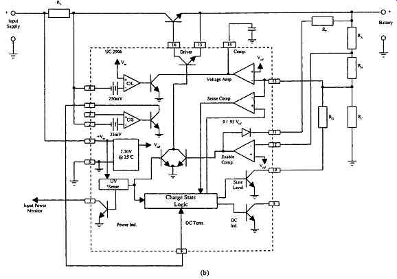 Modern Electronic Component Families--Rechargeable