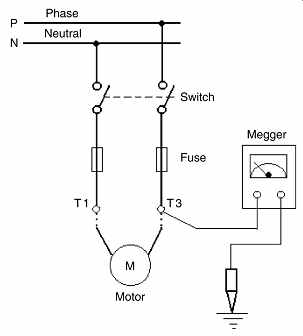 Motor Winding Pic Step By Motor Testing Wiring Diagram