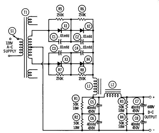 Semiconductor Power Supplies