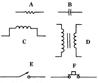 Guide to Basic Electronics Theory--Reading circuit diagrams