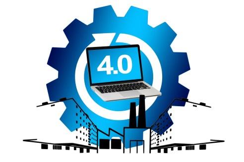 Eine große Mehrheit der Befragten in Deutschland geht das Thema Industrie 4.0 Selbstbewusst an.