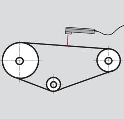Belt Tension Device Trummeter