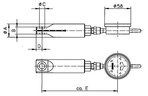 Point Force meter 835 series