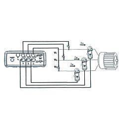 PCE-830 power analyser