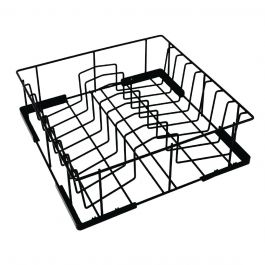 Wire Plate Rack 400mm for Commercial Dishwashers
