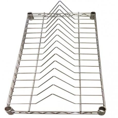 Surface Mount SMT Reel Shelving , Metal Wire Reel Storage