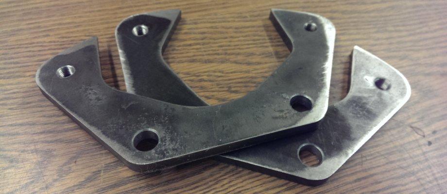 D-Series Caliper Brackets