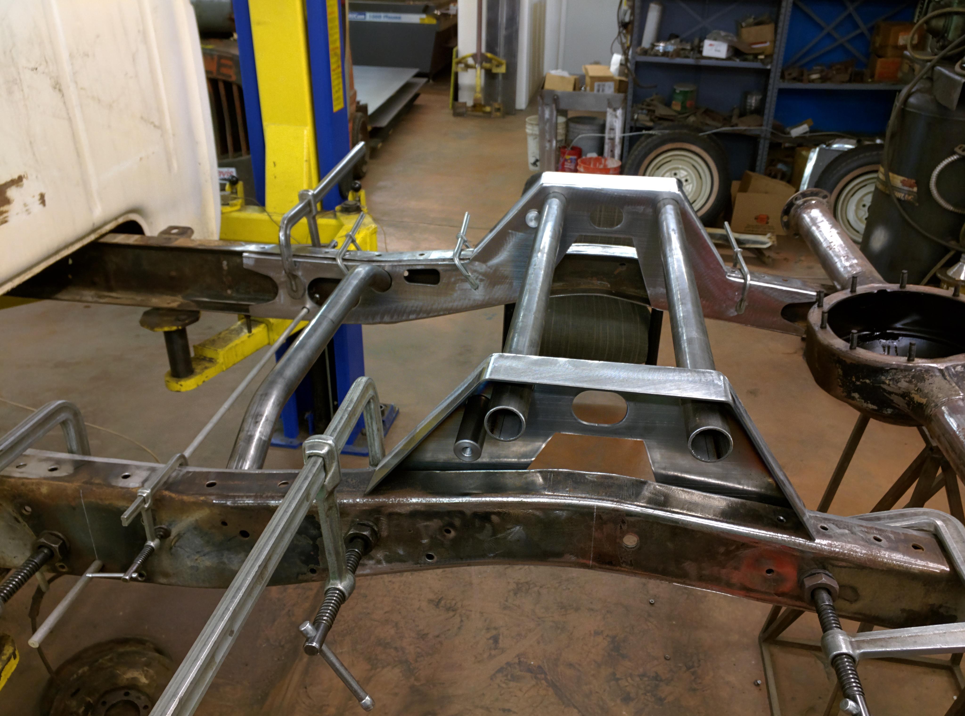 Jon-Wulf 1960 F100 – Industrial Chassis Inc