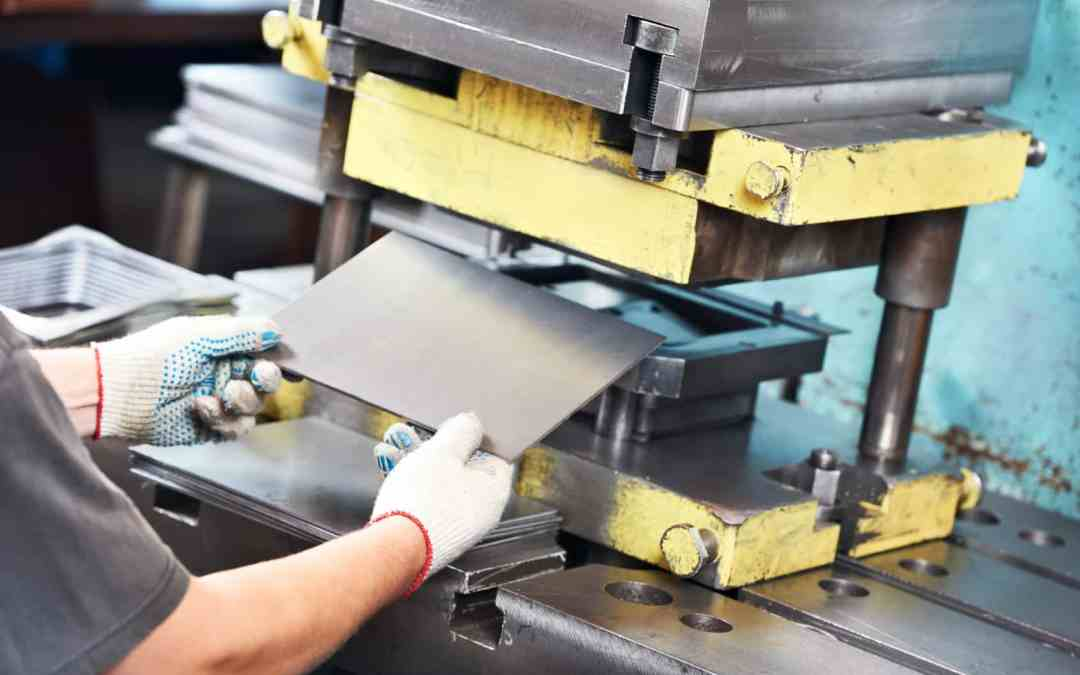 4 things For You To Look For In A Metal Stamping Service